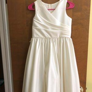 First Communion/Flower Girl Dress